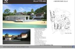 Award Winning Beachfront Villa Koh Samui