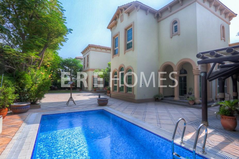 5 Bedroom Villa in Jumeirah Islands, ERE 1.4