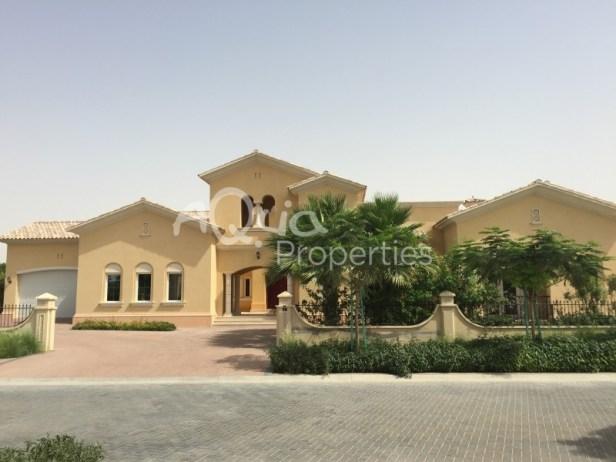5 Bedroom Villa in Arabian Ranches, Aqua, 1.1