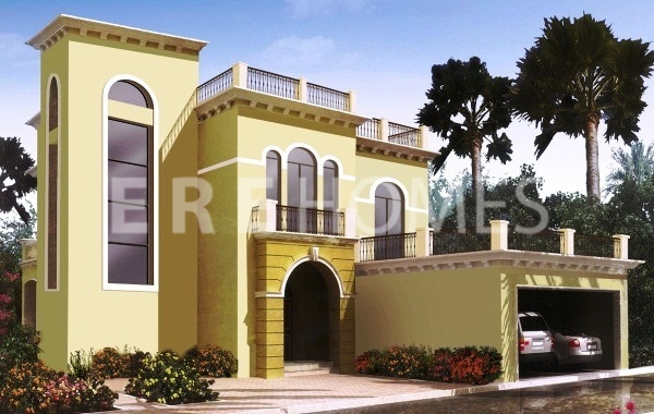 4 Bedroom Villa in Jumeirah Park, ERE Homes, 1.1