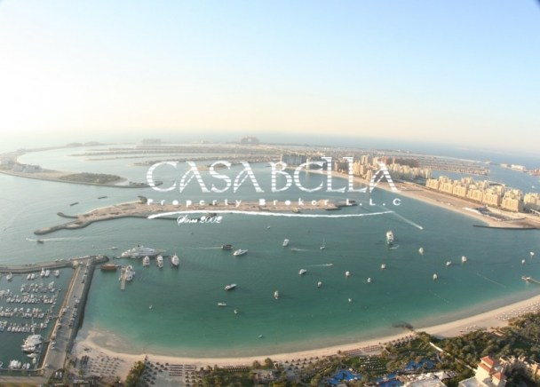 5 Bedroom Penthouse in Dubai Marina, Casabella, 1.1