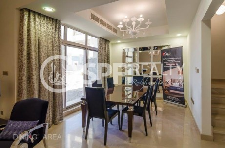 3 Bedroom Townhouse in Meydan City, SPF Realty, 1.5