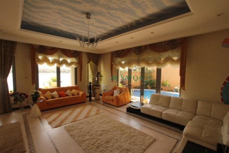 4 Bedroom Villa in Palm Jumeirah, Al Safqa, 1.4