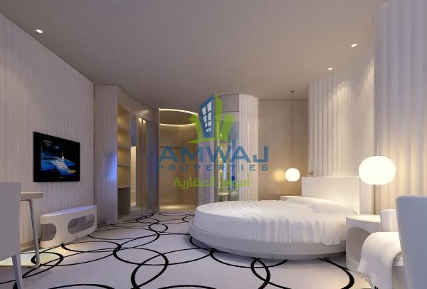 2 Bedroom Apartment in Downtown Dubai, Amwaj, 1.1