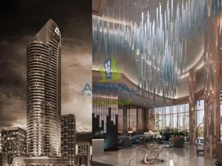 2 Bedroom Apartment in Downtown Dubai, Amwaj, 1.5jpg