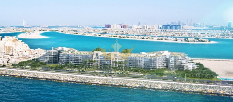3 Bedroom Penthouse in Palm Jumeirah, Carlton, 1.1