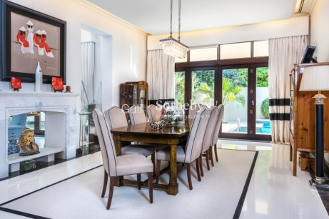 6 bedroom villa for sale in al barari, Dubai