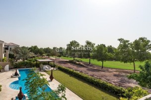 6 bedroom villa for sale in Jumeirah Golf Estates, Dubai