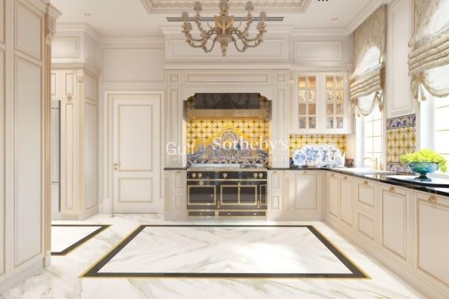 7 bedroom villa in Palm Jumeirah, Dubai