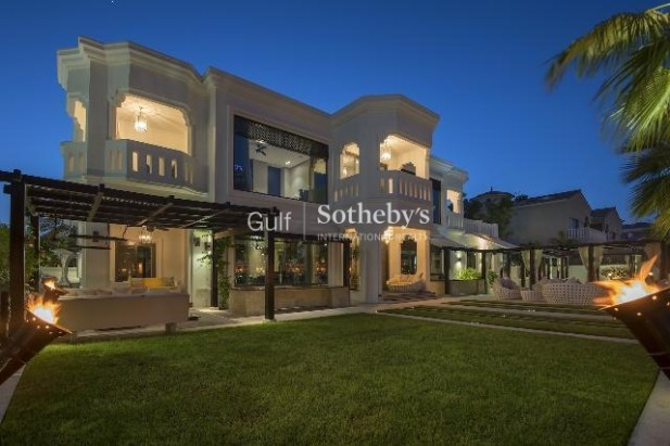 5 bedroom villa for sale in palm Jumeirah, Dubai