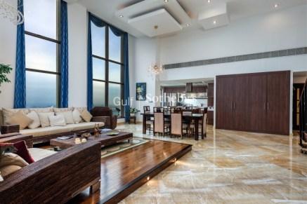 5 bedroom penthouse in Dubai Marina, 1.1