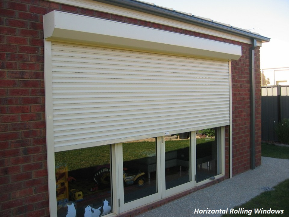 Horizontal Rolling Windows