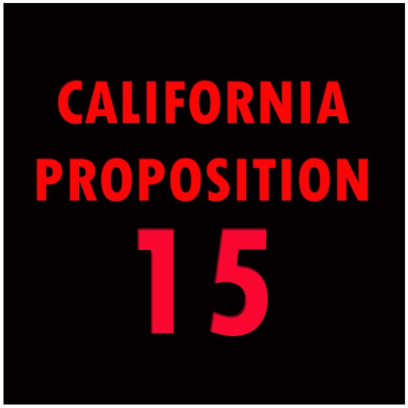 California Proposition 15 2020