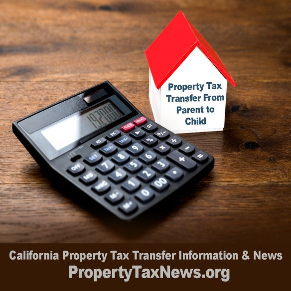 Keep a parents low property Tax Base on an Inherited Home
