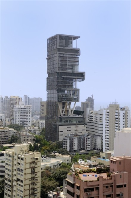 Mumbai most expensive home