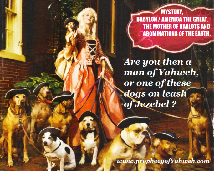 To all a demon possessed Jezebels, lover of pets!