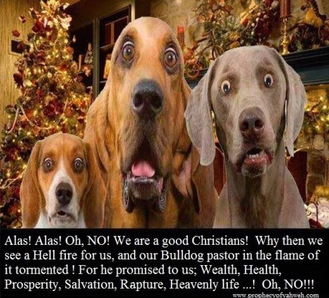 false christians