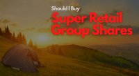 Should I Buy Super Retail Group Shares, SUL Shares, SUL Share Price ASX