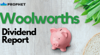 Woolworths Dividend, Woolworths Dividend Date, Woolworths Dividend History