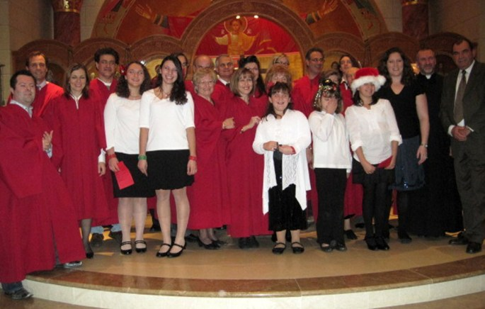 2013 Choir