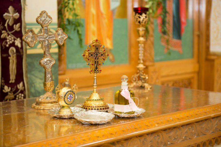 Baptism Table