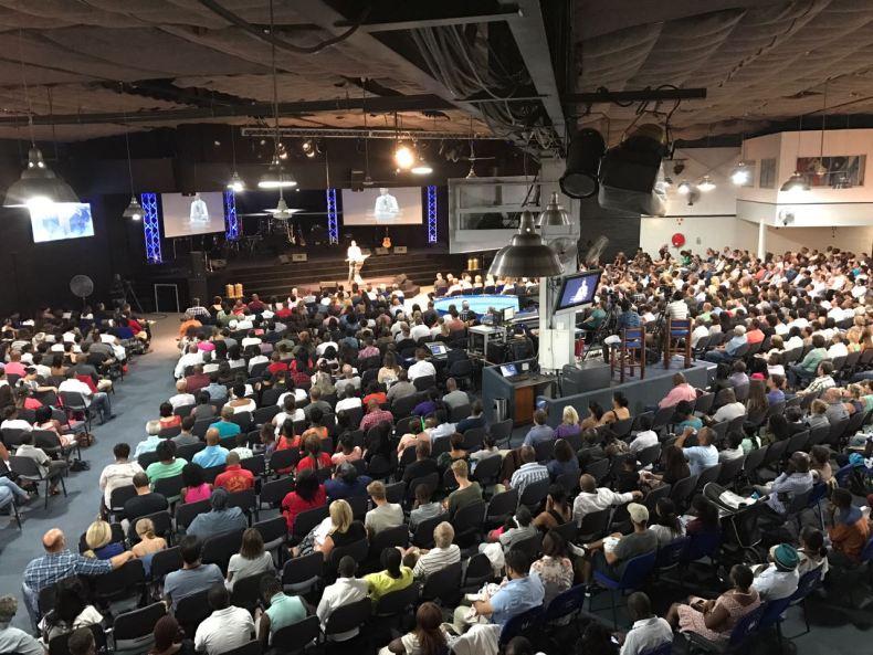 Andre Bronkhorst - The Bay Christian Family Church