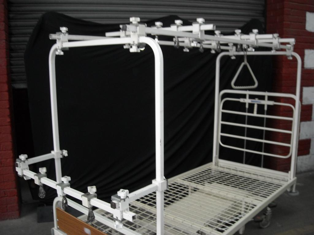 Hospital Bed Fracture Frame