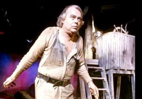 Frank Glenfield in Swipe, Walterdale Theatre, Edmonton