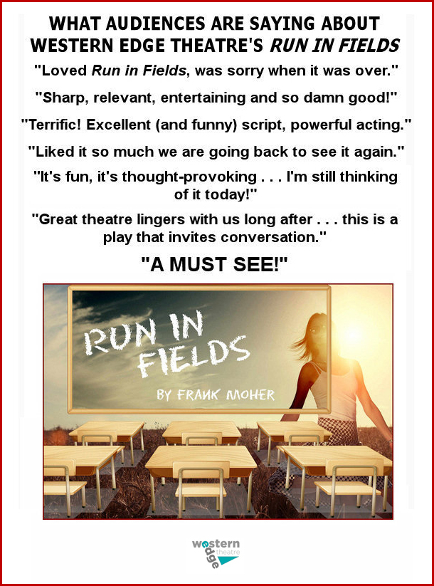 """What audiences are saying about Run in Fields"""
