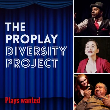 The ProPlay Diversity Project - Plays wanted