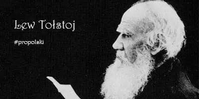 Лев Толстой на польском языке