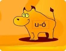 Польский язык, орфография, упражнения: U или Ó?