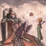 Маленький принц на польском по методу Франка 10 глава