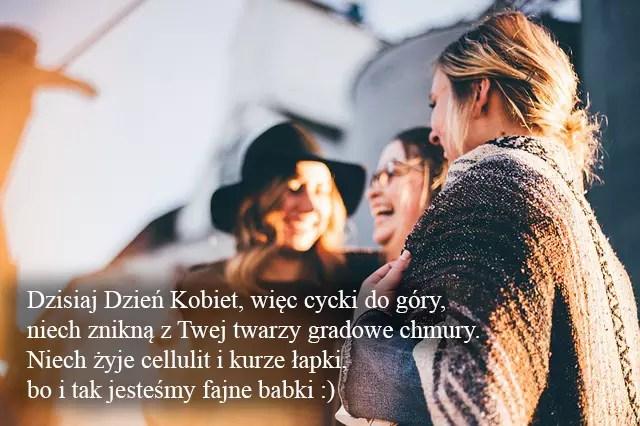 С международным Женским днём на польском язые от ProPolski