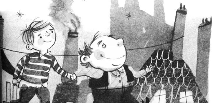 Карлсон на польском языке, глава 5, чтение сказки + разбор, 1 и 2 части