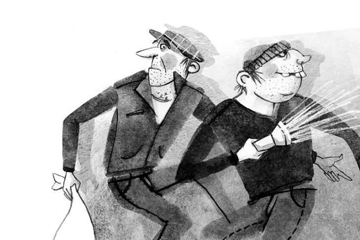 Карлсон на польском языке, глава 6, чтение сказки + разбор, 1 и 2 части