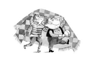 Карлсон на польском языке, глава 3, чтение сказки + разбор