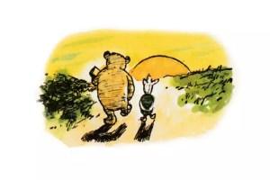 Винни-Пух на польском языке, глава 10, чтение + разбор