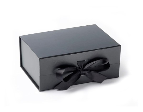 Personalised Gift Box Black