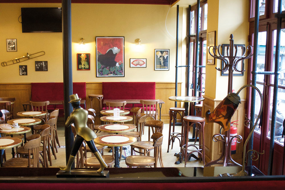 Le Café de la Place, l'institution périgourdine, fait peau neuve pour notre plus grand plaisir !