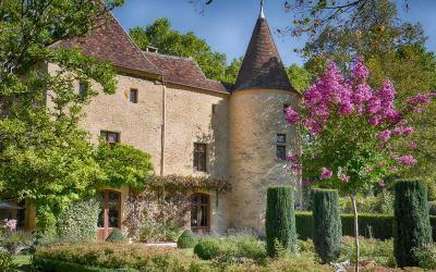 Château en Périgord Noir (Dordogne)