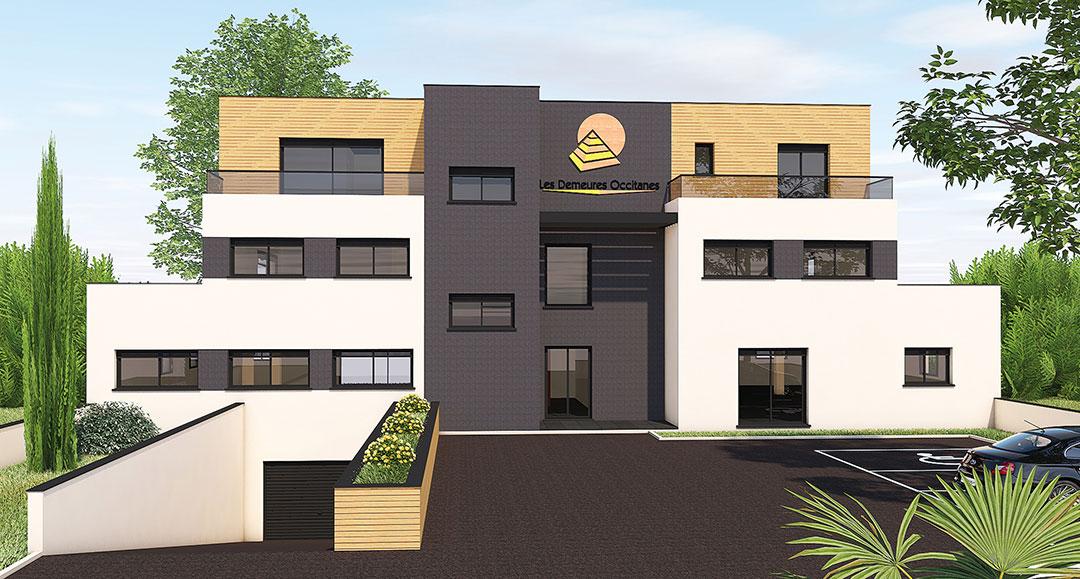 L'immobilier modulable à souhait…