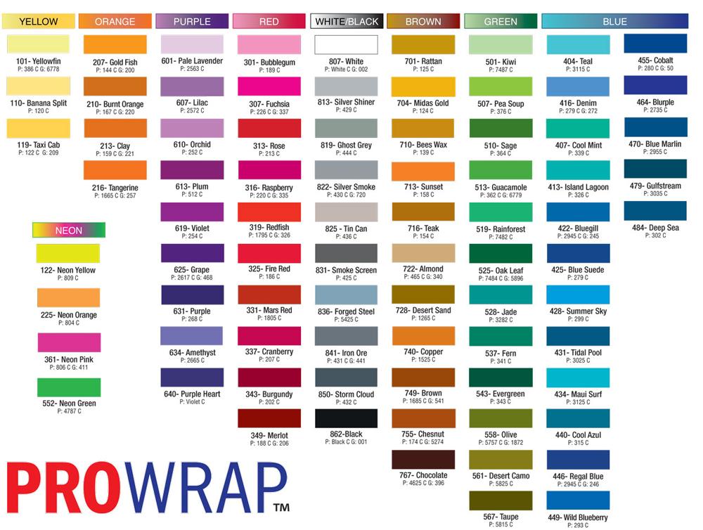 Color Chart Paint Jotun