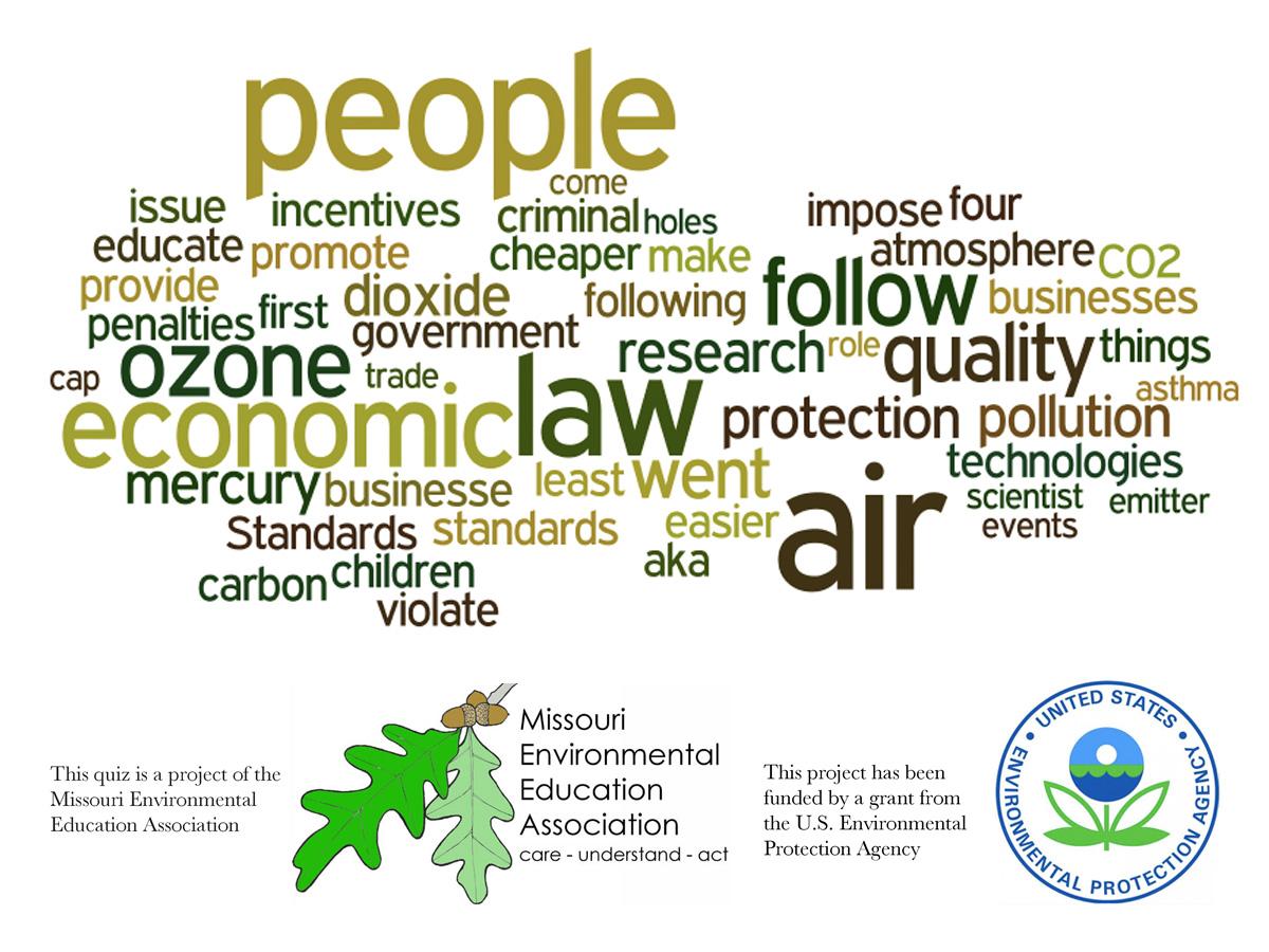High School Environmental Literacy
