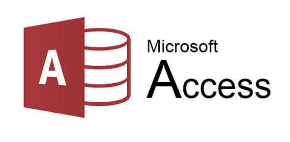 برنامج قواعد البيانات MS-Access
