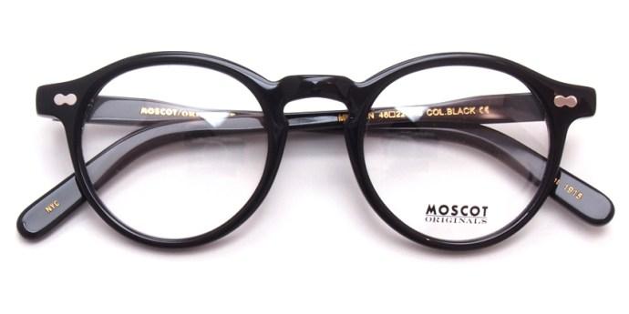 MOSCOT  /  MILTZEN  / BLACK  /  ¥27,000 + tax