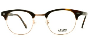 MOSCOT / YUKEL / BURNT TORTOISE - GOLD/ ¥28,000 + tax