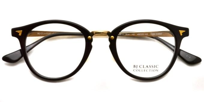 BJ CLASSIC  /  COM - 536MT  /  color* 1  /  ¥32,000 +tax
