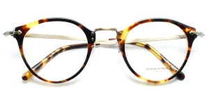 OLIVER PEOPLES /  505  /  DTB   /  ¥31,000 + tax