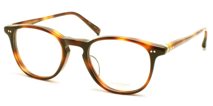 OLIVER PEOPLES /  ALFREDSON  /  DM  /  ¥34,000 + tax